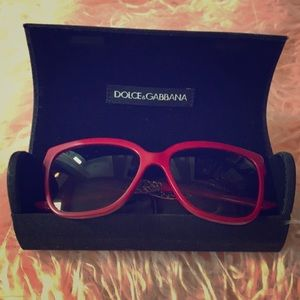 Brand New Dolce and Gabbana Sunglasses